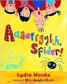 Resultat d'imatges de aaaargh spider