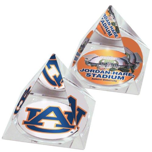 Jordan Hare Stadium - NCAA Auburn University Tigers Jordan-Hare stadium and logo in 2