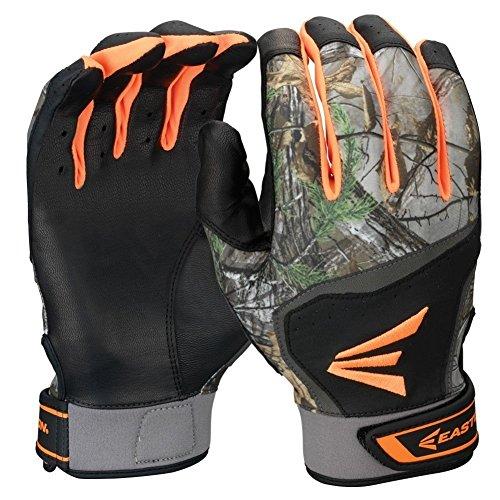 Easton HS7 Batting Gloves Real Tree Camo Adult Medium