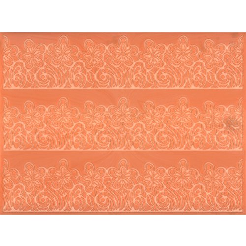 Flower Line Sugar Dress Silicone Lace Mat by (Divine Lace Dress)