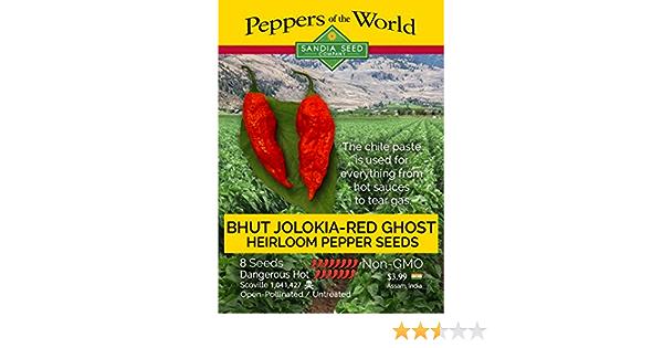 seeds Mystery Pepper #5 pepper 25