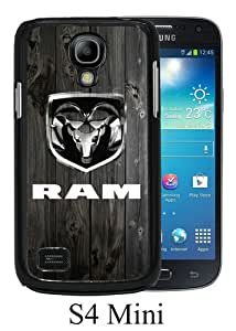 Popular Samsung Galaxy S4 Mini Case ,Ram Trucks black Samsung Galaxy S4 Mini Cover Beautiful And Durable Designed Case