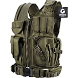 Barska Optics BI12332 VX-200 Tactical Vest, Green