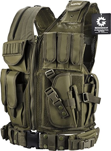 Barska Optics BI12332 VX-200 Tactical Vest
