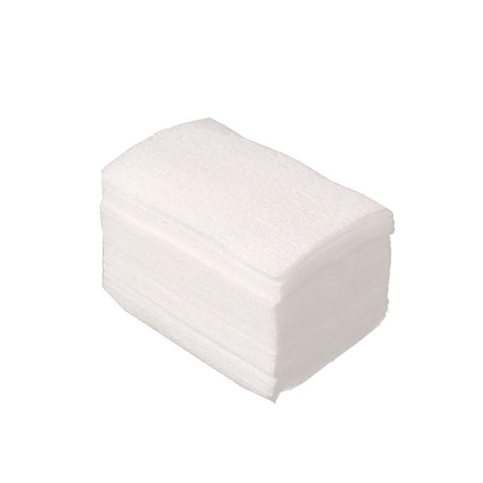 Babysbreath17 Descarga de Maquillaje Armadura de algodón quitaesmalte Toalla desechable uñas de ratón de Papel del paño de algodón Duro: Amazon.es: Hogar
