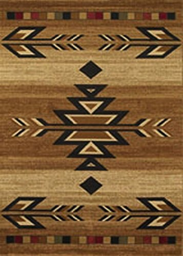 Mayberry Southwestern/Lodge Runner Area Rug 2'3
