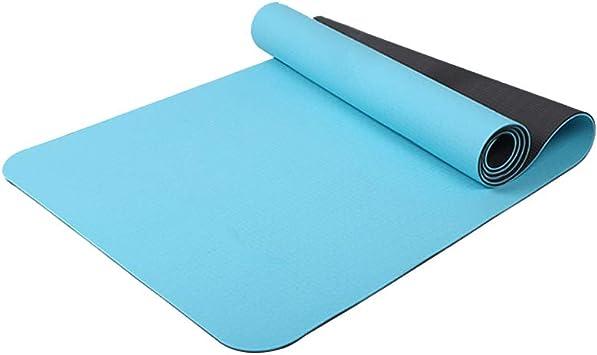 L&Y Alfombra Fitness/Colchoneta De La Yoga 5Mm - Doble Capa ...