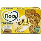 Flora - Galletas maria dorada - 400 g