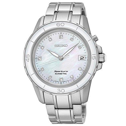 Seiko Women's Sportura Kinetic Watch