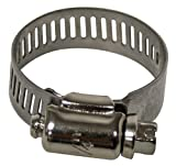 2 inch plastic hose - Plumb Craft Waxman 167600 Stainless Steel Hose Clamp, 2