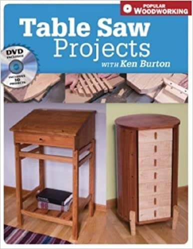 Table Saw Projects With Ken Burton Popular Woodworking