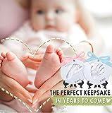 Baby Handprint Footprint Ornament Keepsake Kit