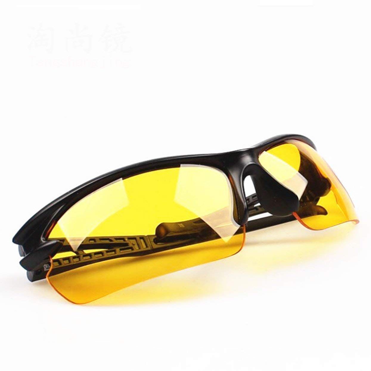 Driving Sunglasses Fashion Style Gentlemen Cool Protecting Eyes Glasses Durable Sports Day Night Vision Sunglasses LoveOlvidoY