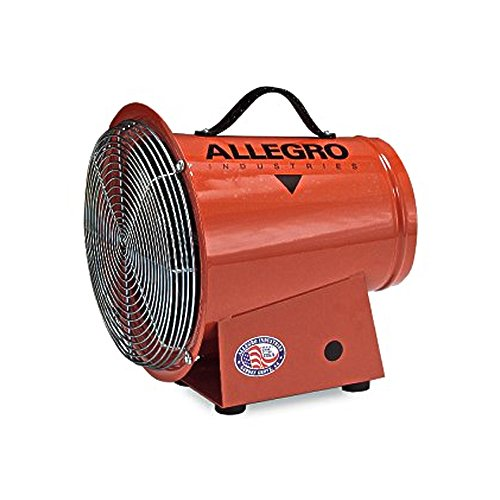 Allegro Industries 9513 Axial Bower, AC Electric, 1/3 hp by Allegro Industries