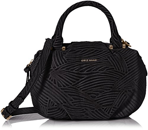 Cole Haan Top Zip Satchel - Cole Haan Macie Mini Satchel, Black