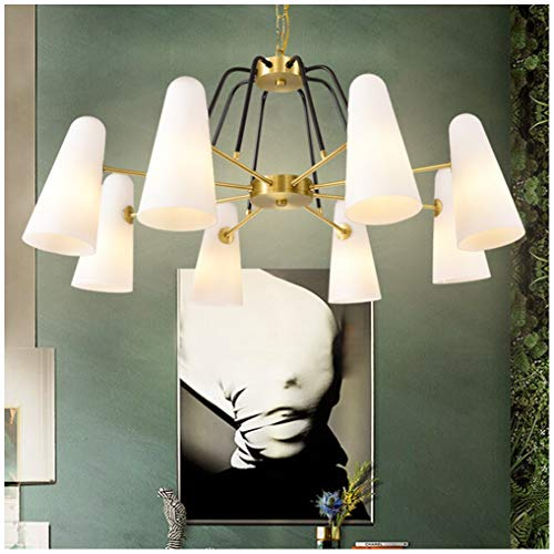 Y.H_Super Luces Colgantes Simples Lámparas Modernas Lámparas ...