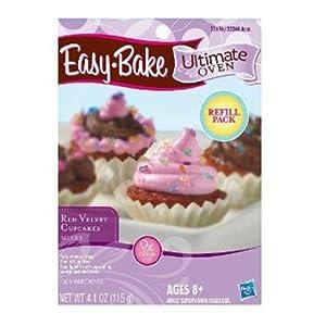 Easy Bake Ultimate Oven Red Velvet Cake Instructions