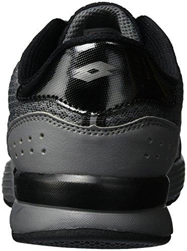 Lotto Dayride Ii Amf, Zapatillas de Deporte Exterior para Hombre Gris (Asphalt/blk)