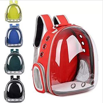 Bolsa de Gato Bolsa para Mascotas Transparente Color Puro ...