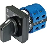 Blue Sea Systems 9009 Switch (AC 120VAC 32A OFF +2 Position)
