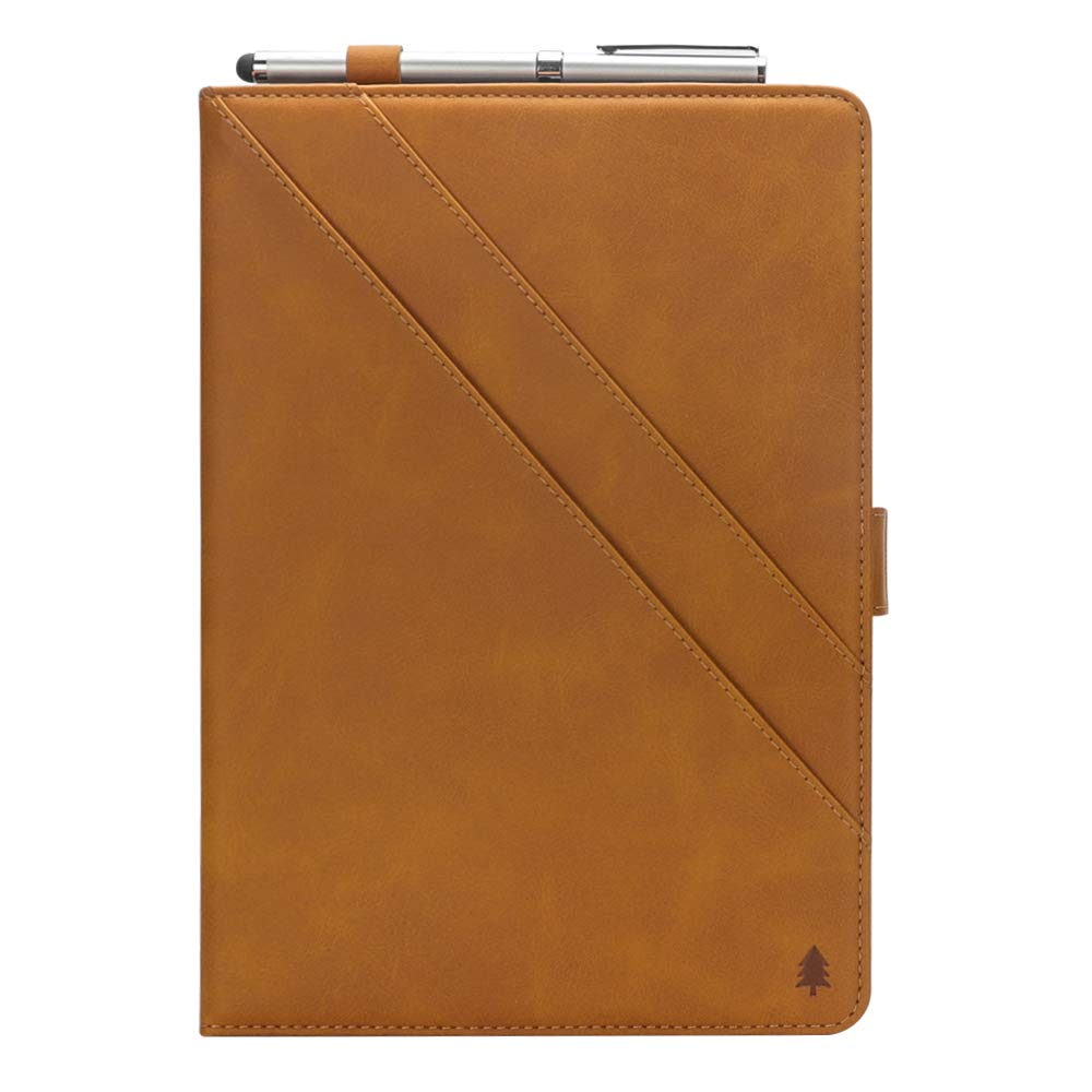 Codream Samsung Galaxy Tab S3 9.7 T820 T825 財布ケース Samsung Galaxy Tab S3 9.7, DL16-JQ-776  ライトブラウン B07NZ48BPX