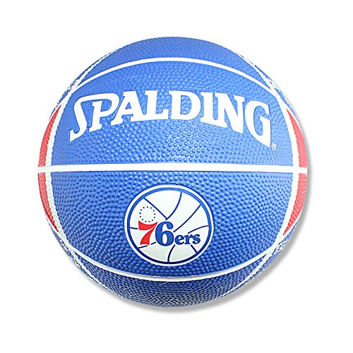 fan products of NBA Philadelphia 76ers Mini Basketball, 7-Inches