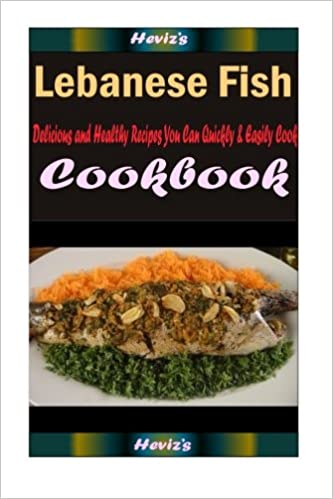 Book Lebanese Fish: Healthy and Easy Homemade for Your Best Friend