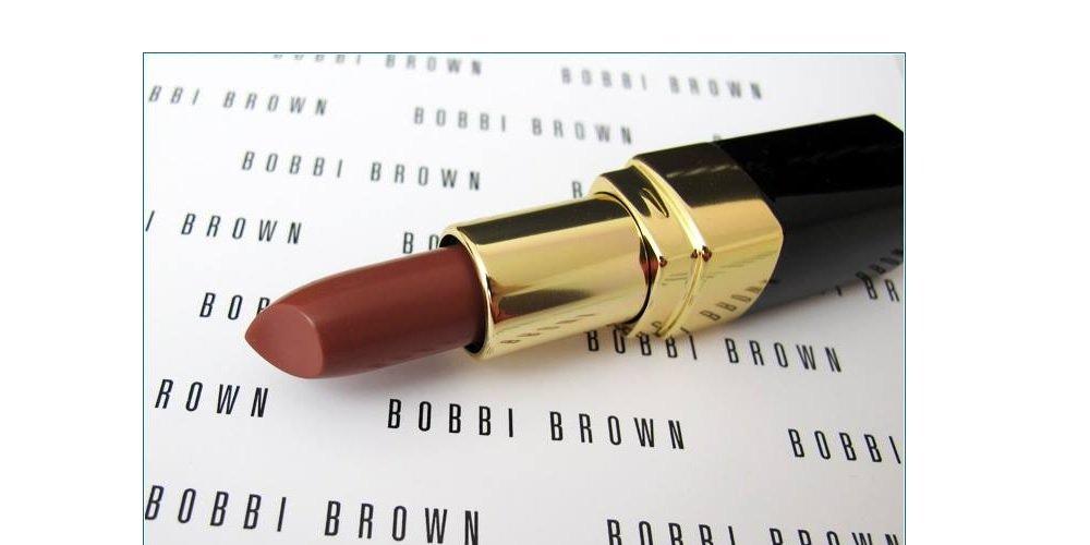 Bobbi Brown Lip Color .07 oz Mini Travel Size - Brown # 4 by Bobbi Brown (Image #1)