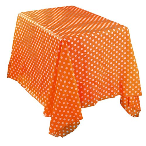 Fullfun Polka Dot Table Cloth Cover Party Catering Events Tablecloth -