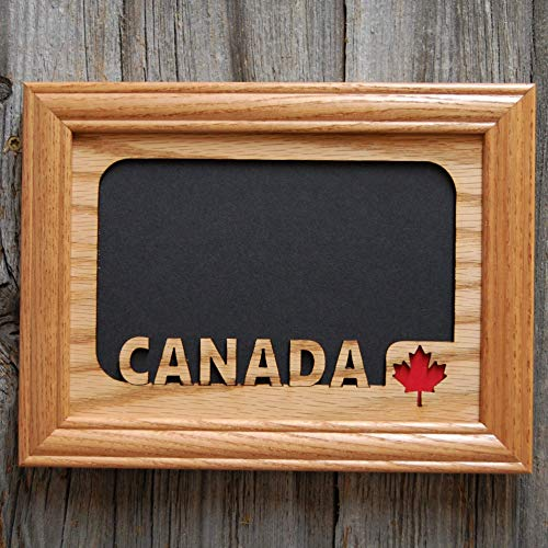 5x7 Canada Picture Frame by Legacy Images