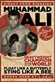 Ali Vintage Wall Poster