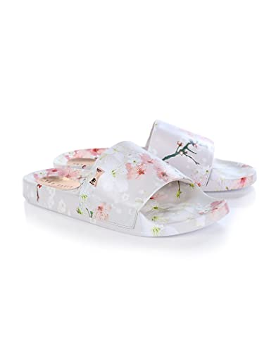 ec9b50aabd007 Ted Baker Women s Armeana Pool Sliders - Oriental Blossom  Amazon.co.uk   Shoes   Bags