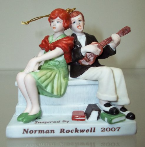 (Norman Rockwell Annual Ornament-2007)