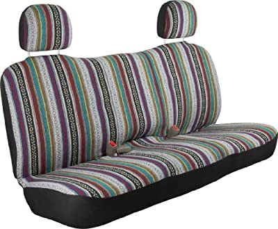 Bell Automotive 22-1-56259-8 Universal Baja Blanket Bench Seat Cover