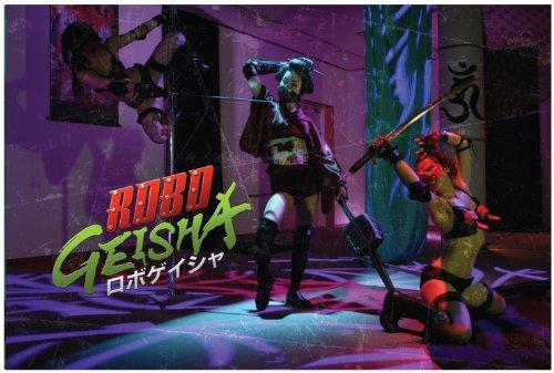 Robogeisha: Live Action Movie Edizione: Stati Uniti USA Blu ...
