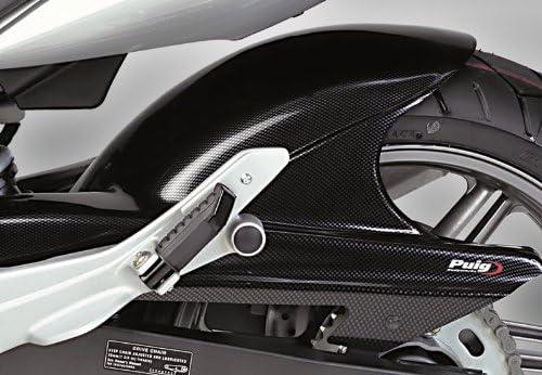 Hinterradabdeckung f/ür Honda CBR 1100 XX Blackbird 97-07 schwarz matt Puig 1445j