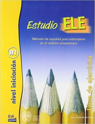 Méthode d'espagnol pour étrangers en étudiant à l'université
