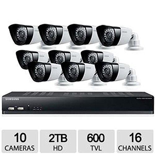Samsung SDS-P5100 16 Channel DVR Security System