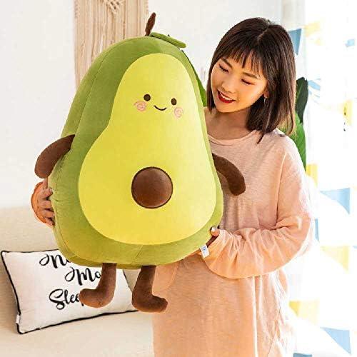 Pluche Pop Ragdoll Poppenkussen avocado