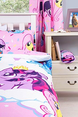 My Little Pony Equestria Single Duvet Set Repeat Print
