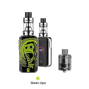 E Zigarette Starter Kit Ohne Nikotin Vaporesso Luxe 220w Vape Kit