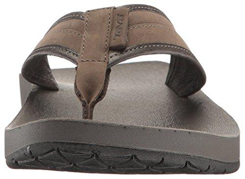 Teva Mens M Azure Flip Leather Sandal Bungee Cord XJlJdQM8