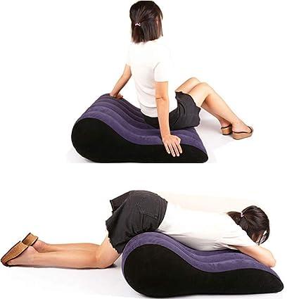LSYR - Cojín del sofá cama del sexo cojín del sexo triángulo ...