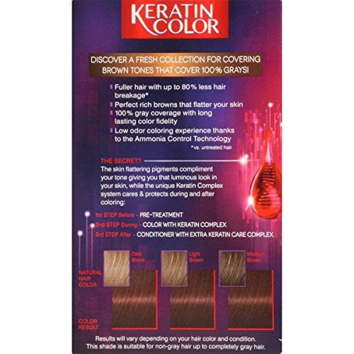 Schwarzkopf Keratin Color Anti Age Hair Color Cream 5 7