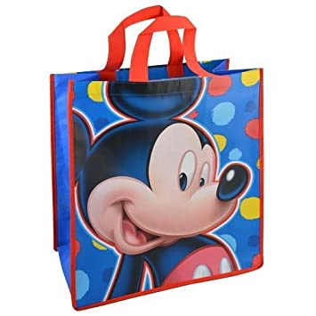 Disney Mickey Mouse tamaño grande reutilizable no Tejido ...