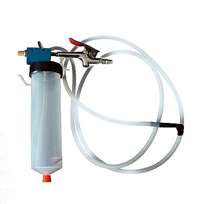 WINOMO Voiture Camion Huile liquide de frein Extracteur Outil de remplacement de changement d'embrayage hydraulique Pompe à huile Huile Purgeur de vide Exchange SE Déchargent kit