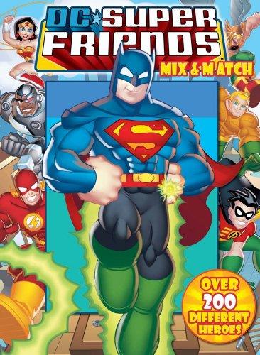 DC Super Friends: Mix & Match