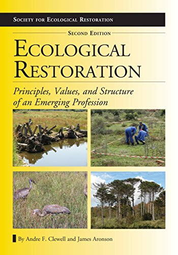 Pdf Engineering Ecological Restoration, Second Edition: Principles, Values, and Structure of an Emerging Profession (The Science and Practice of Ecological Restoration Series)