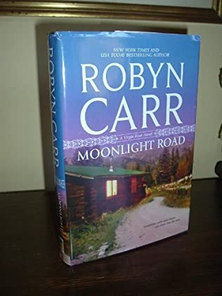 book cover of Moonlight Road