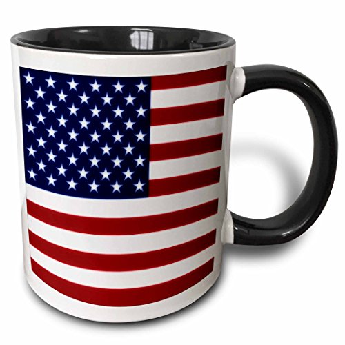 3dRose Kike Calvo Flags mug 37607 4 product image